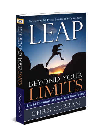 Leap Beyond Your Limits by Chris Curran