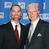 Chris Curran and Bob Proctor