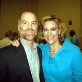 Chris Curran and Loral Langemeier